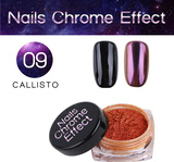 Nails Chrome Effect 09 CALLISTO