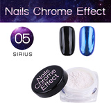 Nails Chrome Effect 05 SIRIUS