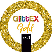 GlittEX Effect Gold EX01
