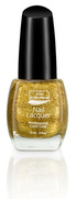 Nail Lacquer - a.t.a Professional Color Coat 15ML - GLITTER - NR. 690
