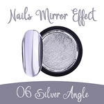 Nails Mirror Effect 06 Silver Angle 3g