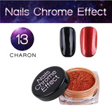 Nails Chrome Effect 13 CHARON