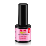 UV LED Hybrid Top Coat No Wipe a.t.a professional 8ml