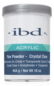 IBD Puder Flex Crystal Clear 454g