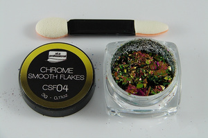 Chameleon Chrome Smooth Flakes CSF04