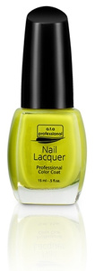 Nail Lacquer a.t.a Professional Color Coat 15ML - SHINE NR 672