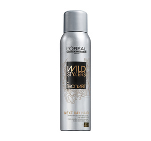 LOREAL TECNI ART WILD STYLERS NEXT DAY HAIR PUDER 250ML