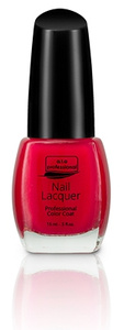 Nail Lacquer a.t.a Professional Color Coat 15ML - Red Manicure Serie NR 652