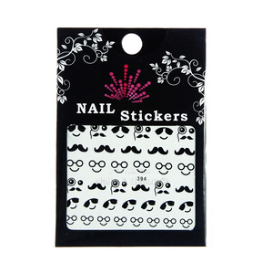 Nail Stickers Whiskers no. 394