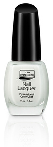 Nail Lacquer a.t.a Professional Color Coat 15ML - White French NR 611