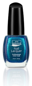 Nail Lacquer a.t.a Professional Color Coat 15ML - GLITTER NR 7129